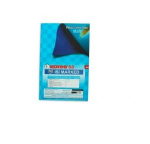 Kores Pencil Carbon - 55 Blue with ISI Mark (Pack of 100)