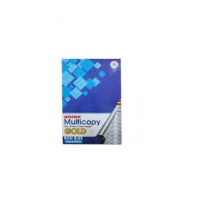 Kores Pen/Pencil Multicopy Blue F'Cap (Pack of 100 Sheets)