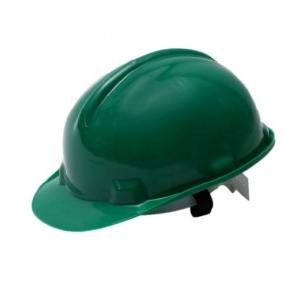 Prima PSH-01 Green Nap Strap Safety Helmet