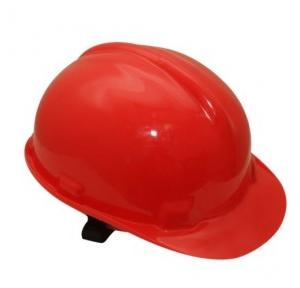 Prima PSH-01 Red Nap Strap Safety Helmet