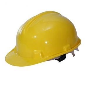 Prima PSH-01 Yellow Nap Strap Safety Helmet