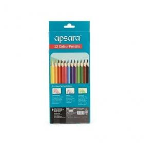 Apsara Color Pencil Full Size 12 Shades