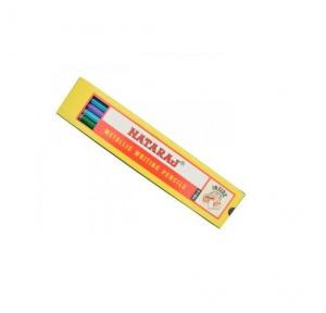 Nataraj Metllic Pencil (Pack of 10)