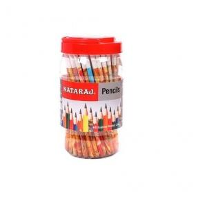 Nataraj Marble Pencil Jar (Pack of 100)