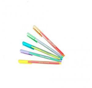 Nataraj Active Gel Pen Blue (Pack of 20)