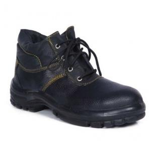 Neosafe A5014 Bull Steel Toe Safety Shoes, Size: 8