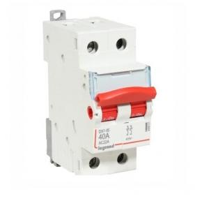 Legrand 40A 2P Isolator, 4065 01