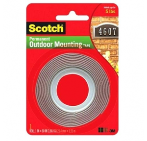 3M Scotch Tape 1 Inch, with stand & without dispensar