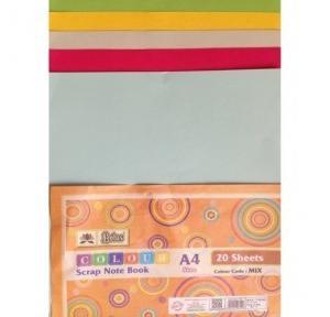 Lotus Multicolor sheet A4 Size