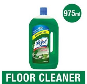 Lizol 975 ml Disinfectant Floor Cleaner Jasmine