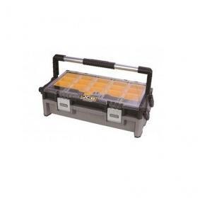 JCB 2 Tray Cantilever Organizer Tool Box, 22025053