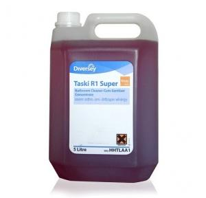 Diversey Taski R1 Super Bathroom Cleaner, 5 Ltr