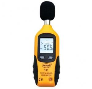 Waco Digital Sound Level Meter, 101