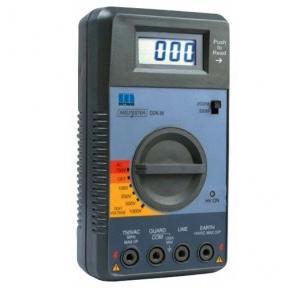 Motwane Low Voltage Insulation Tester, D2KM