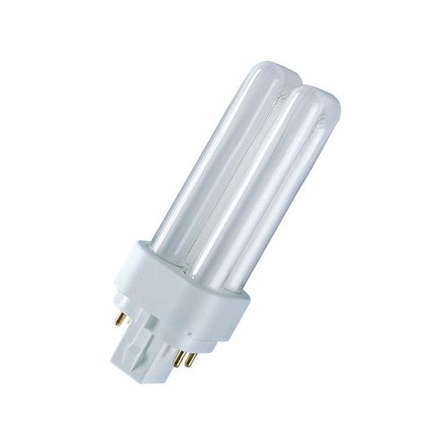 Osram 18W 4 Pin Dulux D/E CFL (Cool Daylight)