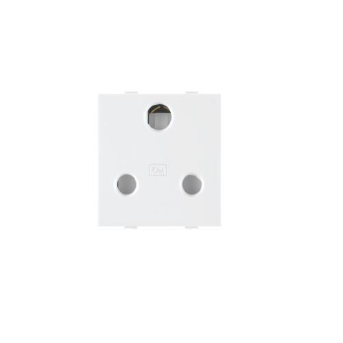 Anchor Roma Classic 16A Heavy Duty 3 Pin Socket, 21124