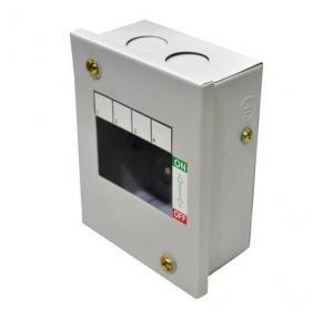 Bentec 4 Pole MCB Box