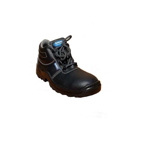 Safari Pro Ultron Steel Toe Safety Shoe, Size: 6