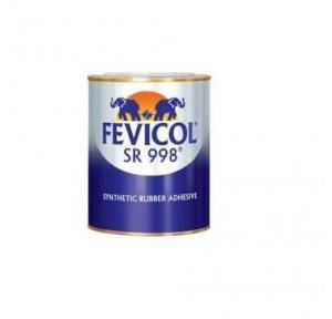 Fevicol SR 998 Synthetic Rubber Adhesive, 1 Ltr
