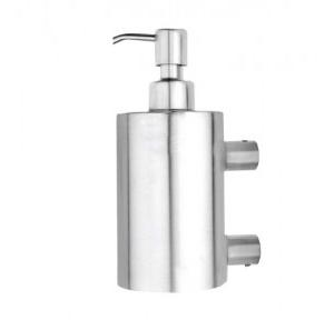 Euronics S.Steel Soap Dispenser (Heavy Trafffic) 450 Ml,ES09
