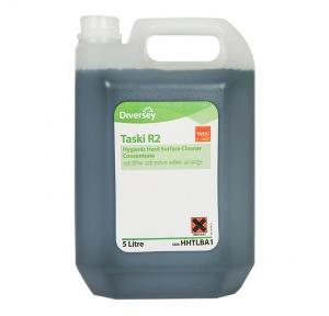 Diversey Taski R2 Hard Surface Cleaner, 5Ltr