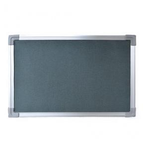 Stallion Grey Pin Up Soft Notice Board, Size: 3 ft X 2 ft