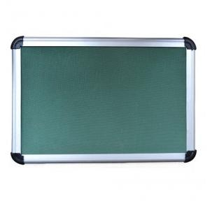 Stallion Green Pin Up Soft Notice Board, Size: 4 ft X 3 ft
