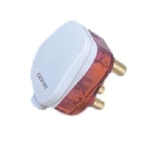Cona 6A Soft Plug Top With Indicator, 2486