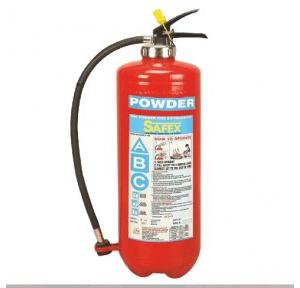 Safex ABC Fire Extinguisher, 6kg