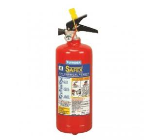 Safex ABC Fire Extinguisher, 2kg