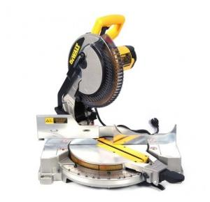 Dewalt DW713 Single Bevel Miter Saw, 255 mm, 1600 W, 5000 rpm
