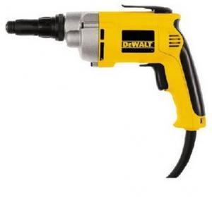 Dewalt DW268 Screwdriver, 6.3 mm, 540 W