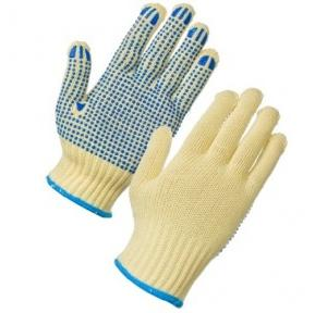 Dotted Gloves, Size: Medium