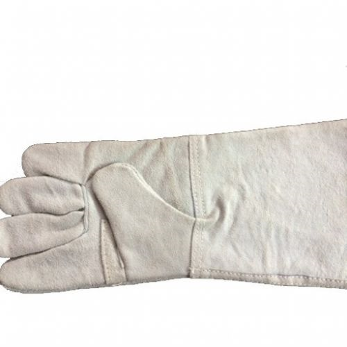 Leather Gloves, Size: 14 Inch