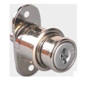 Ebco Push Lock Size 22 mm, P-MPT2-22