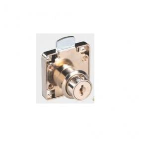 Ebco Square Lock Nickel Plated, SQL1-22