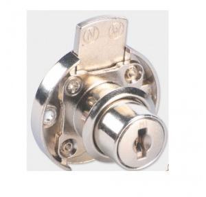 Ebco Round Multi Purpose Lock Nickel Plated, MPL1-22