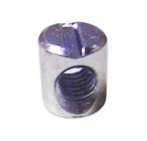 Ebco M6 x 13 mm Barrel Nut, BN 613 (I)