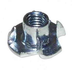 Ebco M6 x 10 mm Cross Nut, CN 610 (I)