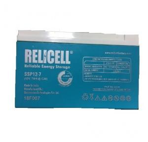 Relicell Reliable Energy Storage SSP 12-7 (12V 7AH)