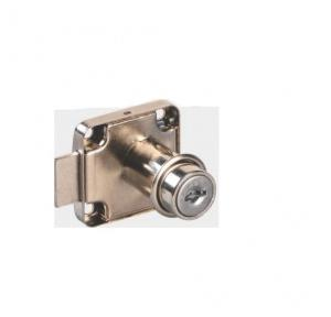 Ebco 22mm Nickel Plated Square Lock, E-SQL1-22