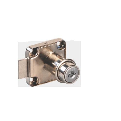 Ebco 22mm Nickel Plated Square Lock, E-SQL1-22