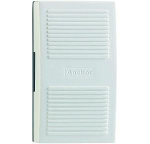Anchor 240V City Ding Dong Door Bell, 8363