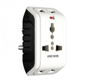Anchor 6A Multiplug Adaptor, 22841