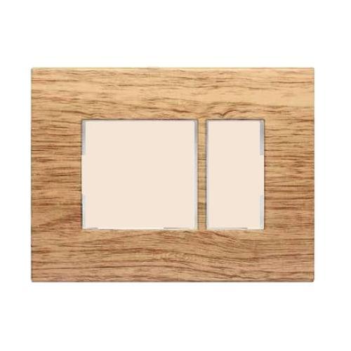 Anchor Penta 8M Golden Pecan Horizontal Modular Plate, 65908WGP