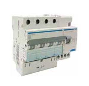 Hager 63A 100mA RCBO(RCD+MCB), AEC463Y