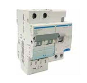 Hager 63A 30mA RCBO(RCD+MCB), ADC263Y