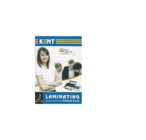 Kent A4 Lamination Sheets Pack of 100 Pcs