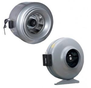 Eyyani 350 mm Inline Duct Fan, EID 350 S4