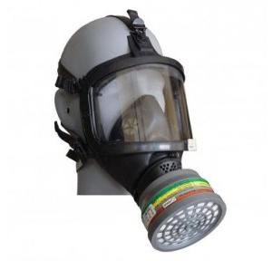 Venus Black/grey Full-Face Piece Respirator, V-666